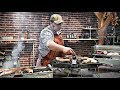 Hibachi Master Class by Jeroen Hazebroek - Barbecue Author