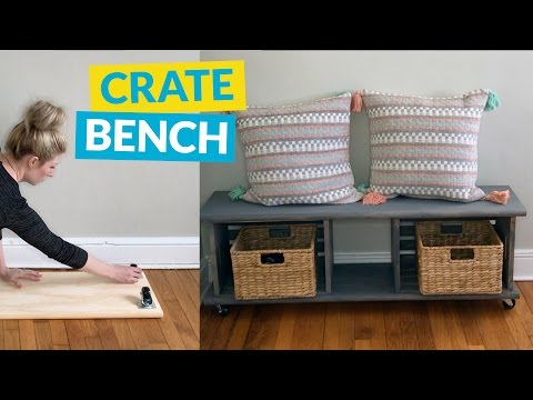 60 Second Crate Bench