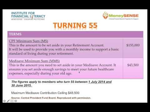 Turning 55