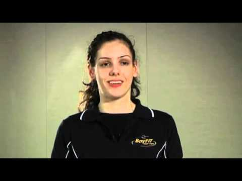 Career Fitness Certificate 3/4 fitness testimonial Tamara