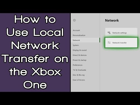How to Copy Xbox One Games and Apps Using Local Network Transfer