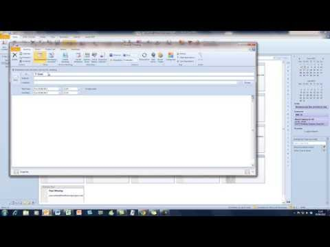 Video Tip: Create a Contact Group in Outlook 2010