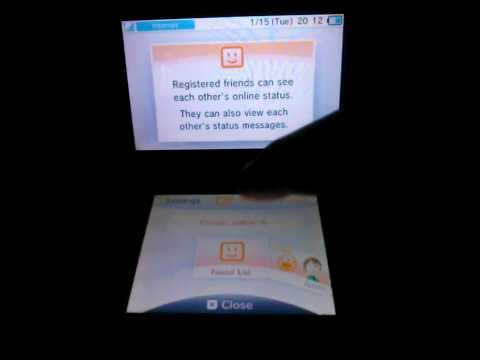 Pokemon X/Y Friend code