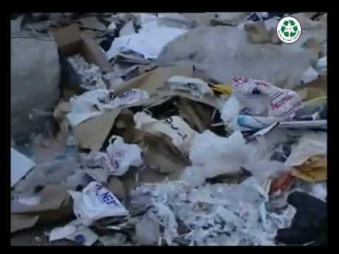 Plastics Waste Management & Recycling Video in Hindi