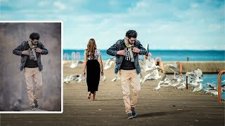 Photoshop manipulation Tutorial For beginners   quick & Easy Method