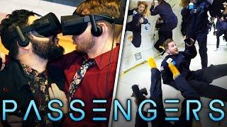 ZERO GRAVITY FIGHTS and PASSENGERS VR!