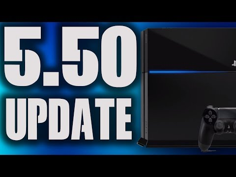 PS4 5.50 UPDATE System Software - Details on PS4 5.5 Beta Test 2018