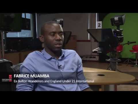 Staffordshire University - Professional Sports Writing and Broadcasting Course
