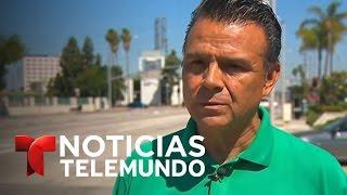 Cuestionan acción de agente del metro que indagó estatus legal | Noticiero | Noticias Telemundo