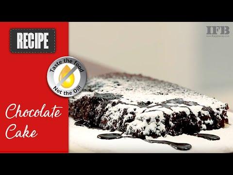 Chocolate Cake Recipe - IFB