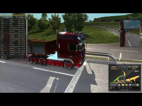 TruckersMP Report: many