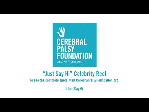 Cerebral Palsy Foundation - Just Say Hi - Highlight Reel