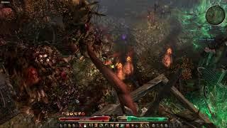 Grim Dawn - Physical Mortar Trap Commando (Beronath Reforged)
