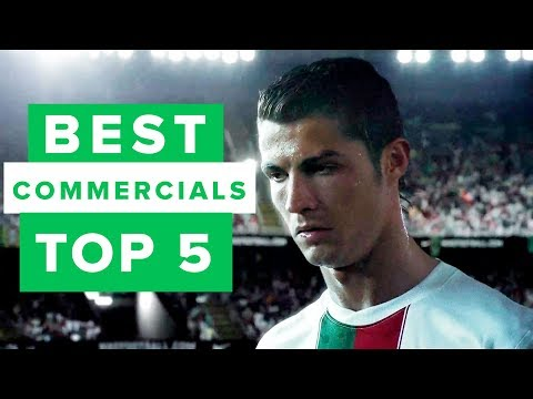 Top 5 World Cup Commercials by the football brands