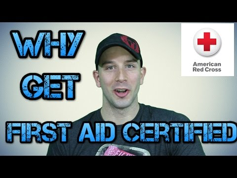 Why Get First Aid Certified?