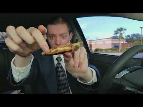 Taco Bell Crispy Chicken Quesadilla - Food Review