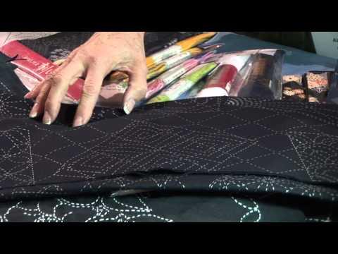 Getting Started Stitching Sashiko