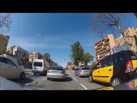 Drive in Spain | From Girona to Barcelona