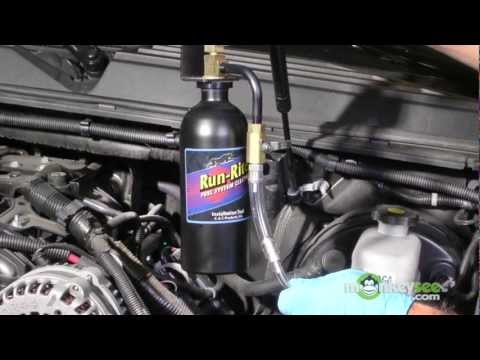 Improving Gas Mileage - Fuel Injection and Spark Plugs