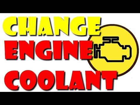 Change Engine Coolant How Often Should I Do