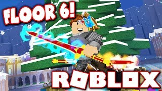 ROBLOX SwordBurst 2 - (Floor 4) How To Get Frenzy, Emerald