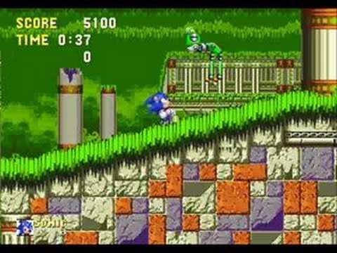 Sonic The Hypocrite # 2