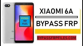 Remove Mi Account Redmi 6 | Redmi 6A with SmartPhone Flash T