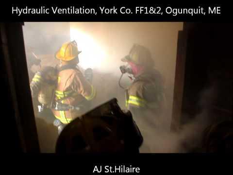 Hydraulic Ventilation