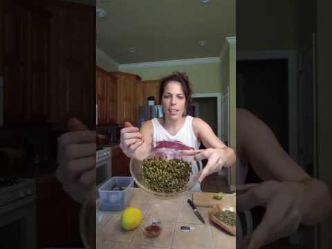 Spiced Pepitas  (Pumpkin Seeds)