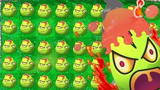 LAVA GUAVA IS THE BIGGEST RAGER!!! - Plants Vs Zombies 2