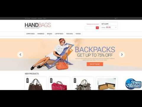 Download Handbag Responsive Magento Theme by  Hermes TM