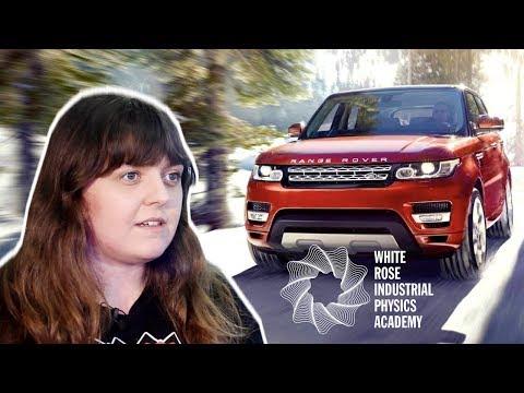 Physics + Cars = Future Career | Jaguar Land Rover Summer Internship