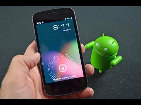 Google Android 4.1 (Jelly Bean): Walkthrough