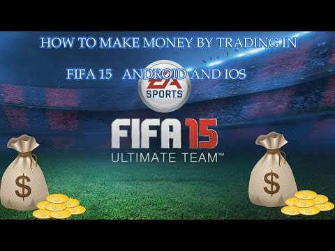 how to make money on fifa 16 android/ios