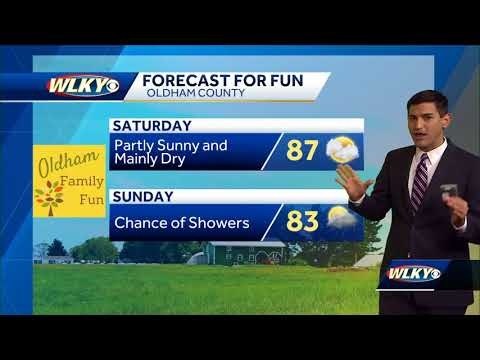 Oldham County Forecast for Fun