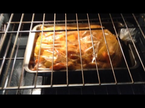 Bag 'N Season Chicken and Vegetable Recipe