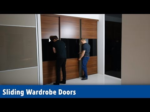 Sliding Wardrobe Doors | Screwfix
