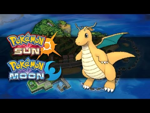 Pokemon Sun and Moon | How To Get Dragonite