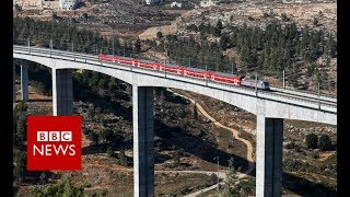 The new fast train from Jerusalem - BBC News