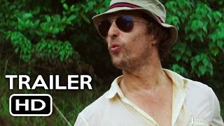 Gold Official Trailer #1 (2016) Matthew McConaughey Drama Movie HD