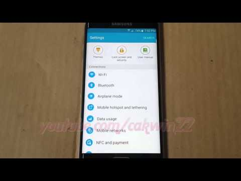 Android : How to Automatically disable Mobile Hotspot if not connected devices in Samsung Galaxy S6
