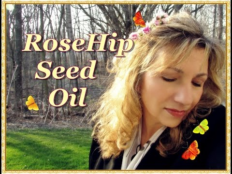 RoseHip Seed Oil *Anti-Aging with Oils