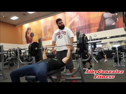 How to Increase Bench Press | Endurance Training | Natural