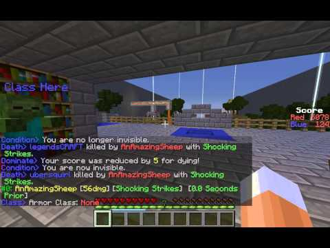 Annoyance Time: Fly Hacking in Mineplex Dominate