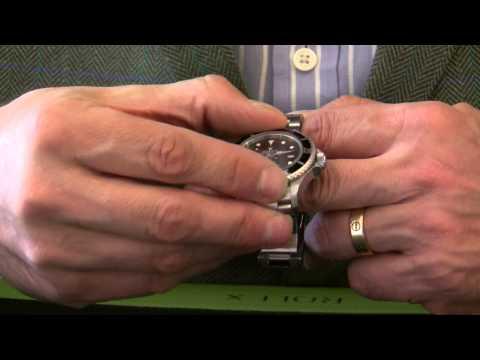 Classic Rolex Sea-Dweller 16600