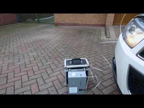 Blocked dpf filter Chevrolet Captiva