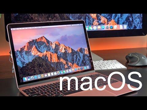 Apple macOS Sierra: What's New?