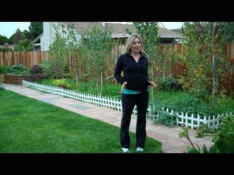 Don't Gain a Pound! Your  Daily100: Jumping Jacks & Running Man w/ Laurel House