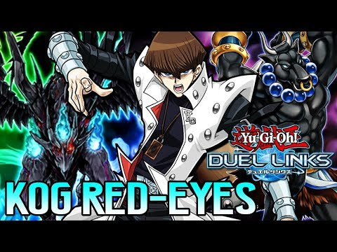 [Yu-Gi-Oh! Duel Links] KING OF GAMES RED-EYES ZOMBIE DRAGON DECK! Post Banlist REZD!