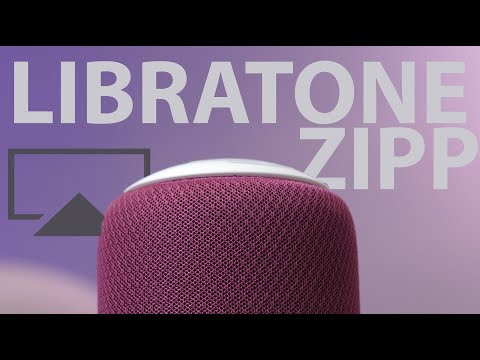 Killer AirPlay 2 portable speakers (Libratone ZIPP/Mini review)